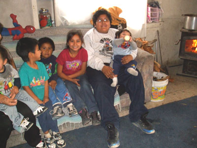 Sponsor  Hopi Youth or Families